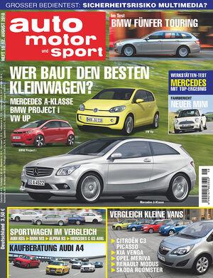 auto motor und sport Heft 18/10