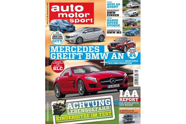 auto motor und sport - Heft 21/2011