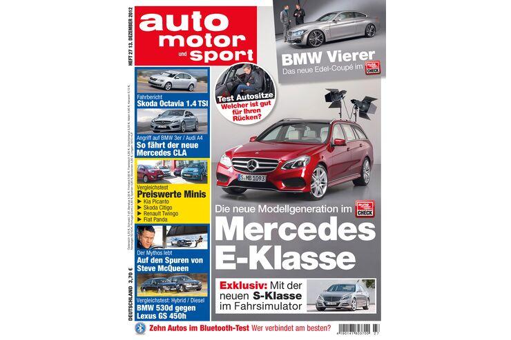 auto motor und sport - Heft 27/2012