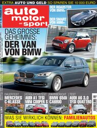 auto motor und sport Heft 5/2011