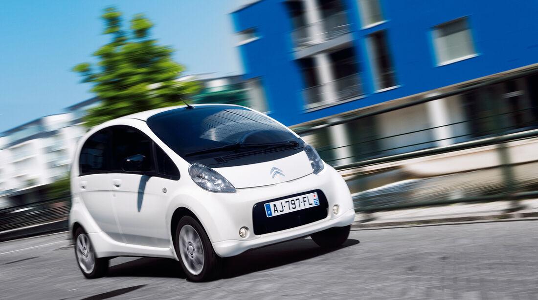 auto, motor und sport Leserwahl 2013: Kategorie A Minicars - Citroen C-Zero