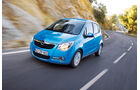auto, motor und sport Leserwahl 2013: Kategorie A Minicars - Opel Agila