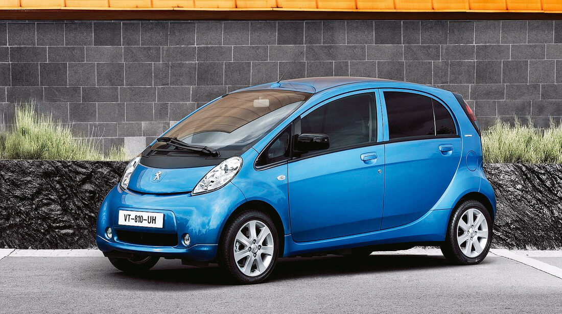 auto, motor und sport Leserwahl 2013: Kategorie A Minicars - Peugeot Ion