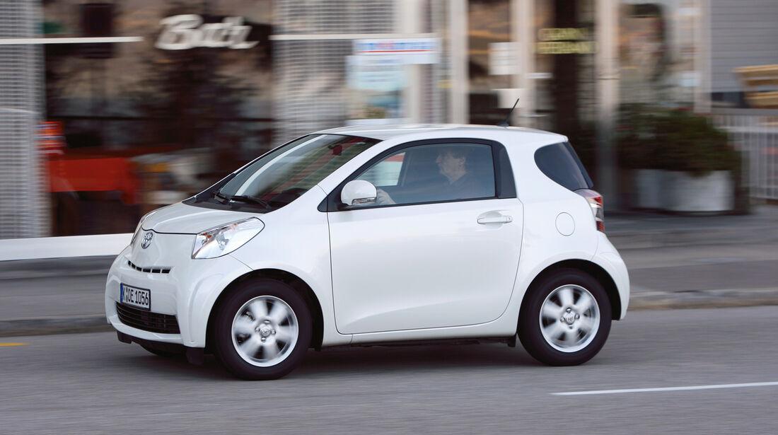 auto, motor und sport Leserwahl 2013: Kategorie A Minicars - Toyota iQ