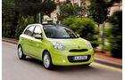 auto, motor und sport Leserwahl 2013: Kategorie B Kleinwagen - Nissan Micra