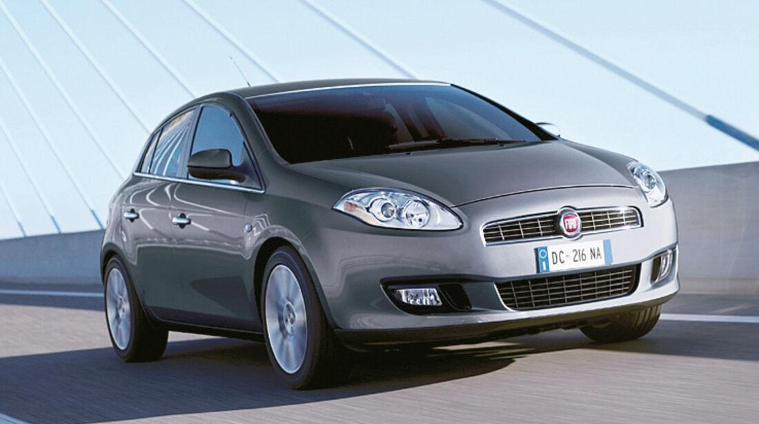 auto, motor und sport Leserwahl 2013: Kategorie C Kompaktklasse - Fiat Bravo