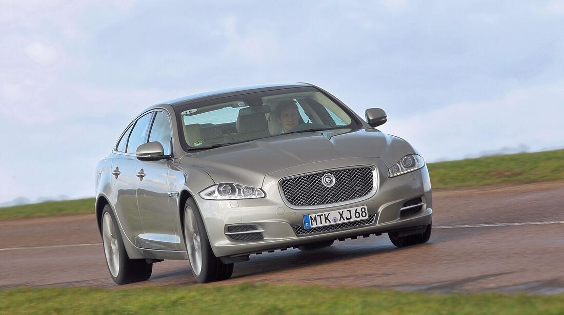 auto, motor und sport Leserwahl 2013: Kategorie F Luxusklasse - Jaguar XJ