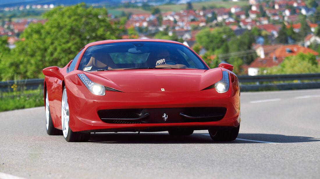 auto, motor und sport Leserwahl 2013: Kategorie G Sportwagen - Ferrari 458 Italia