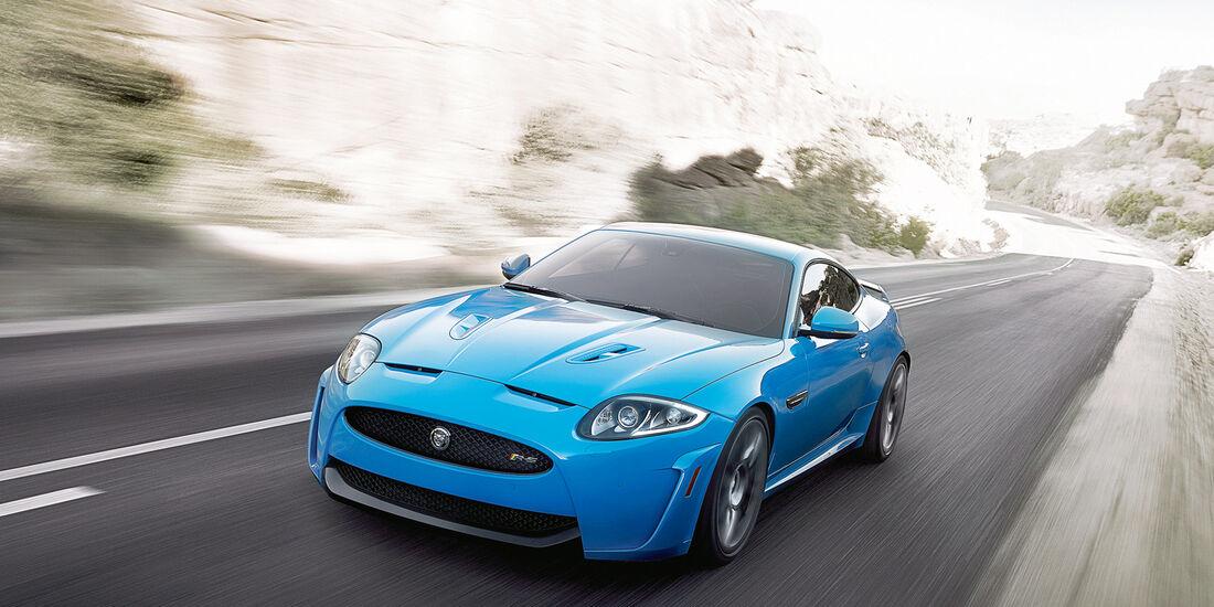 auto, motor und sport Leserwahl 2013: Kategorie G Sportwagen - Jaguar XK