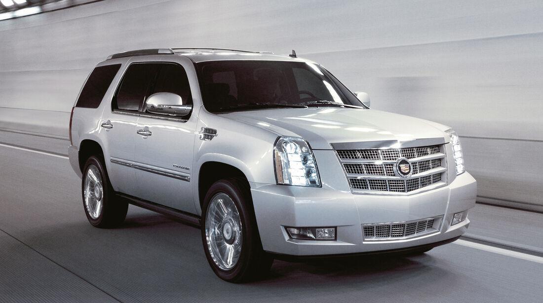 auto, motor und sport Leserwahl 2013: Kategorie I Gelände - Cadillac Escalade
