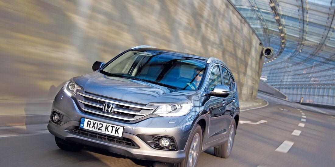 auto, motor und sport Leserwahl 2013: Kategorie I Gelände - Honda CR-V