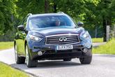 auto, motor und sport Leserwahl 2013: Kategorie I Gelände - Infiniti FX