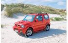 auto, motor und sport Leserwahl 2013: Kategorie I Gelände - Suzuki Jimny