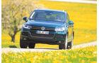auto, motor und sport Leserwahl 2013: Kategorie I Gelände - VW Touareg