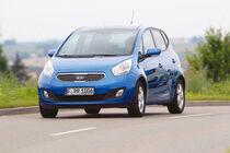 auto, motor und sport Leserwahl 2013: Kategorie K Vans - Kia Venga