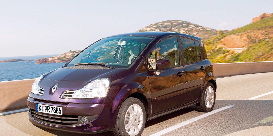 auto, motor und sport Leserwahl 2013: Kategorie K Vans - Renault Modus