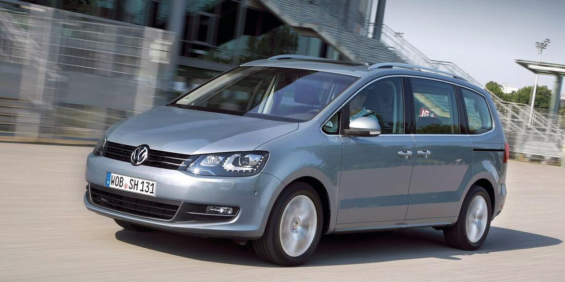 auto, motor und sport Leserwahl 2013: Kategorie K Vans - VW Sharan
