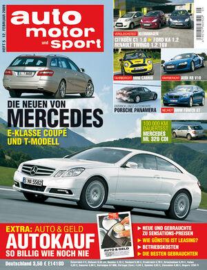 auto motor und sport Titel 05/09