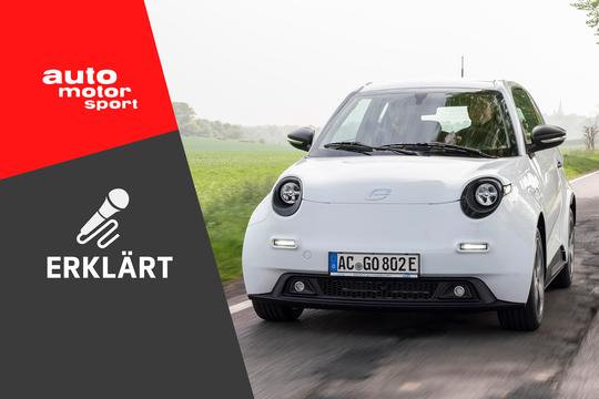 e.go life billige Elektroautos ams erklärt Podcast