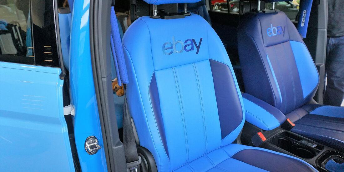 eBay-Familien-Traumauto