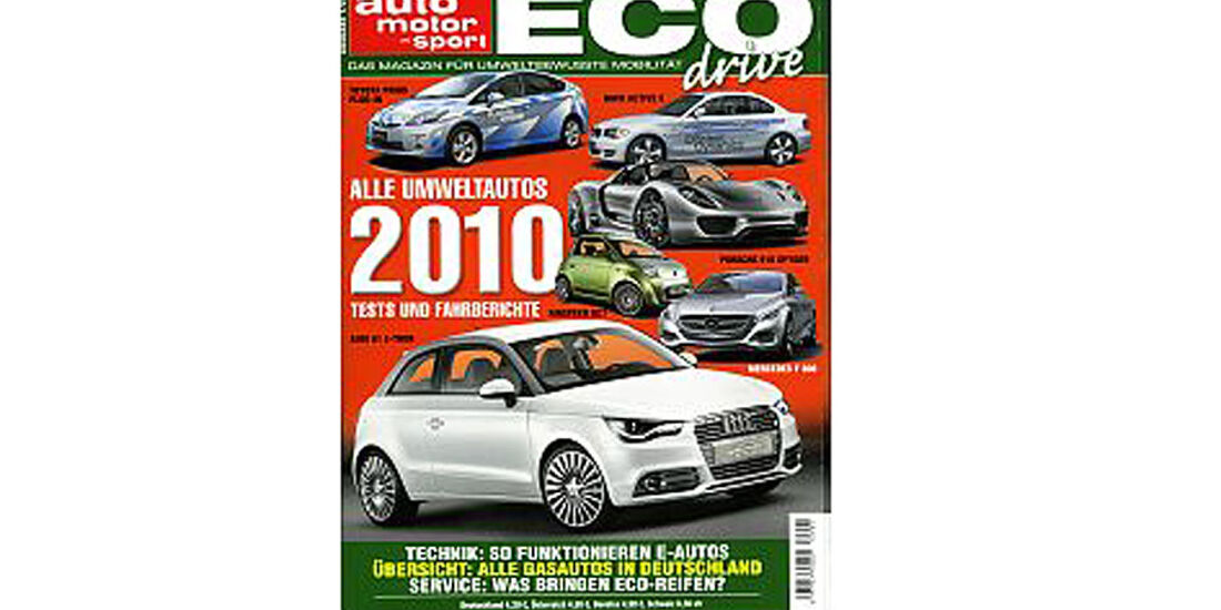 eco drive 2010