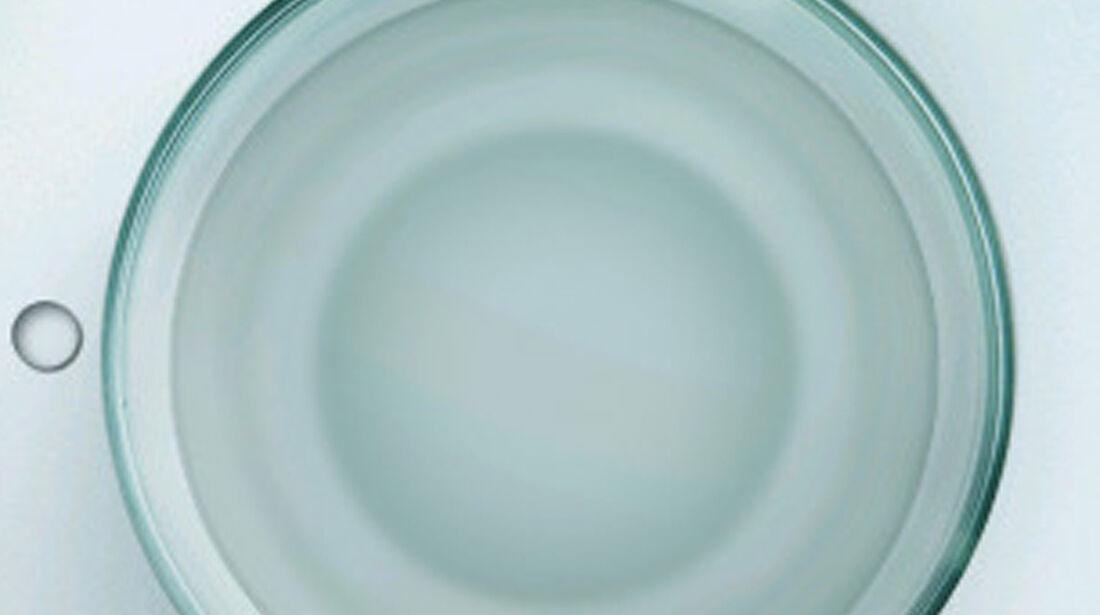iPhone App Toyota, Wasserglas