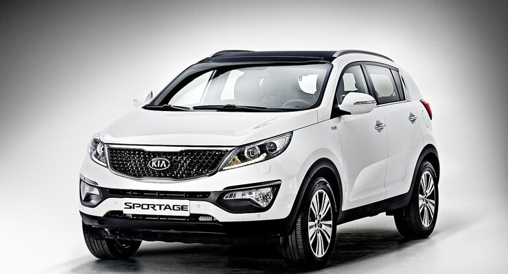 kia sportage platinum edition edles sondermodell auto motor und sport. Black Bedroom Furniture Sets. Home Design Ideas