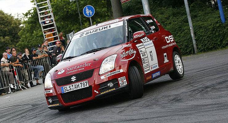 Einmal Um Den Block Suzuki Swift Rallye Auto Motor Und Sport
