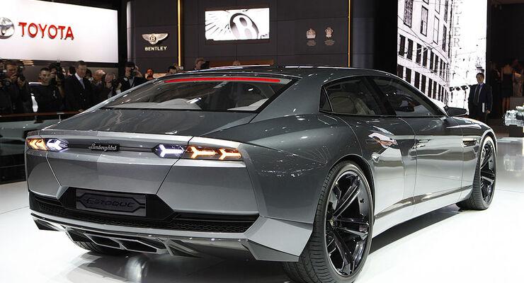 Lamborghini-Pläne: Dritte Baureihe soll kommen - auto motor und sport