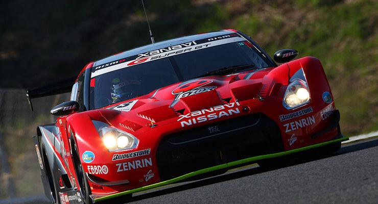 Nissan Baut Gt Rennauto Auf Basis Des Skyline Gt R Auto Motor Und