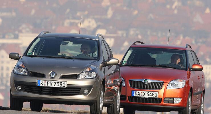 Renault clio vs skoda fabia sinn und heck seite 3 for Hans dieter heck