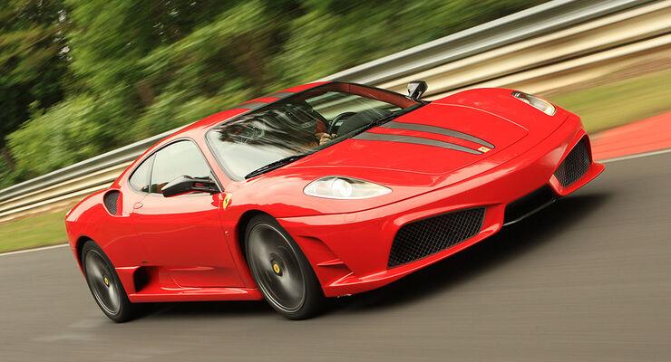 Ferrari F430 Scuderia im Supertest: Ist der gestärkte Italiener ein ...