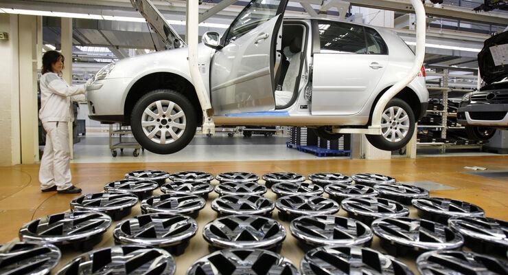 VW-BR: Komponenten stärken - auto motor und sport