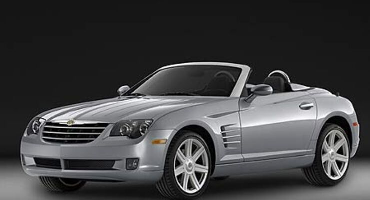 chrysler crossfire cabrio ab euro auto motor und sport. Black Bedroom Furniture Sets. Home Design Ideas