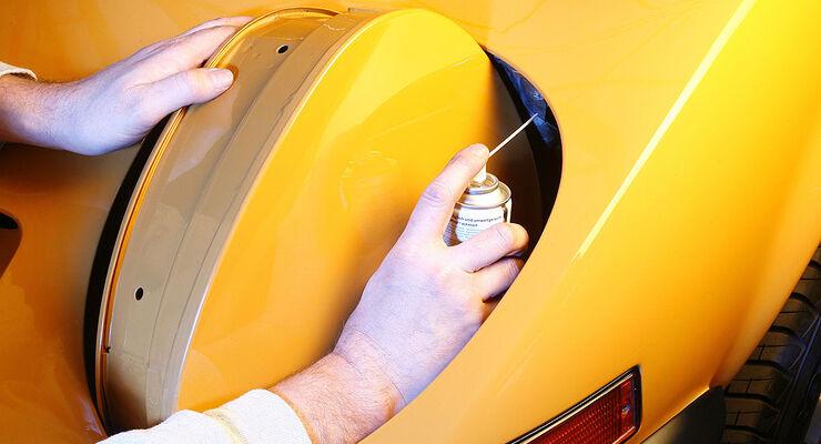 service-station (23): opel gt 1900 - auto motor und sport
