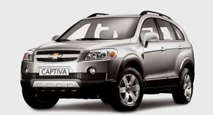 chevrolet captiva sp te einf hrung ab euro auto. Black Bedroom Furniture Sets. Home Design Ideas