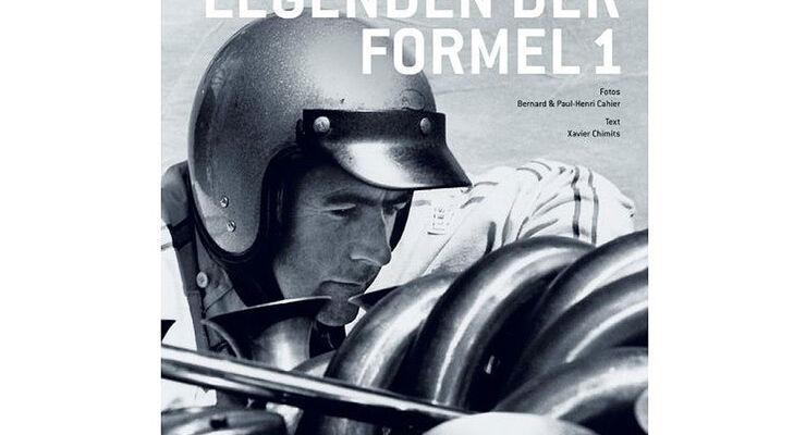 auto buch die legenden der formel 1 auto motor und sport. Black Bedroom Furniture Sets. Home Design Ideas
