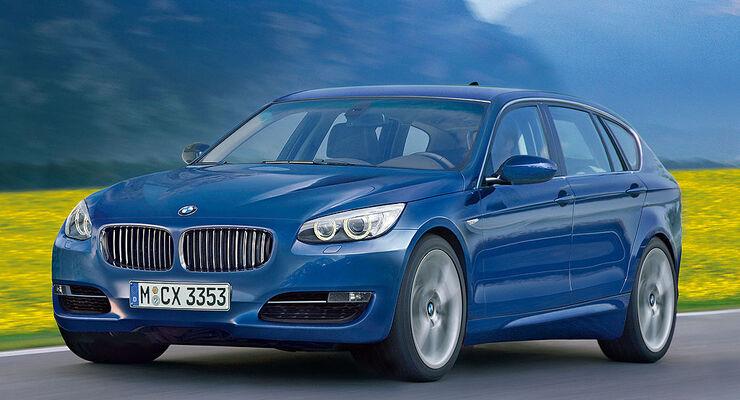 Bmw Kündigt Neue 3er Variante An Auto Motor Und Sport