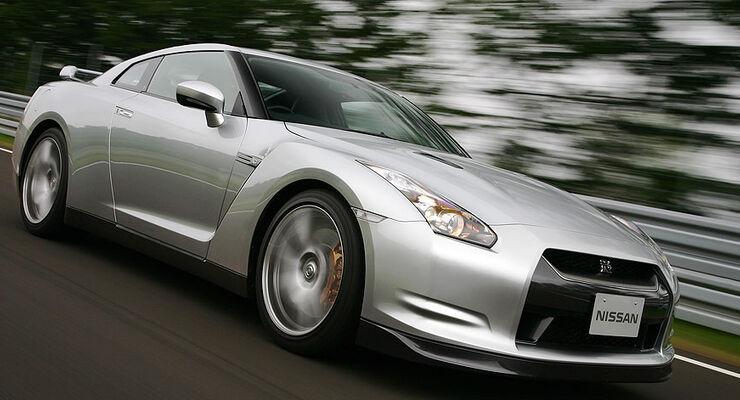 Nissan GT-R: Ost-Erweiterung - auto motor und sport