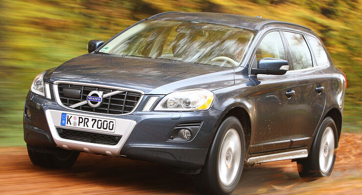volvo xc60 d5 awd im test auto motor und sport. Black Bedroom Furniture Sets. Home Design Ideas