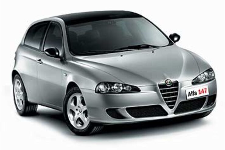 alfa romeo 147 auto motor und sport. Black Bedroom Furniture Sets. Home Design Ideas
