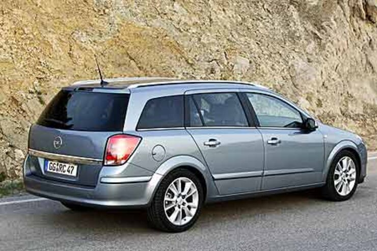 opel astra caravan: die preisliste - auto motor und sport