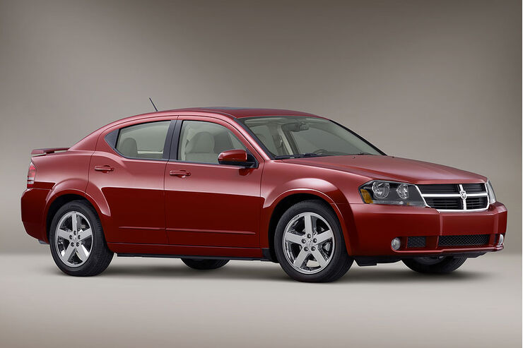 dodge avenger auto motor und sport. Black Bedroom Furniture Sets. Home Design Ideas