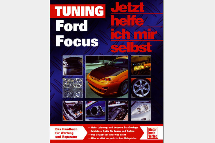 99 Ford Escort Sport rotes Buch