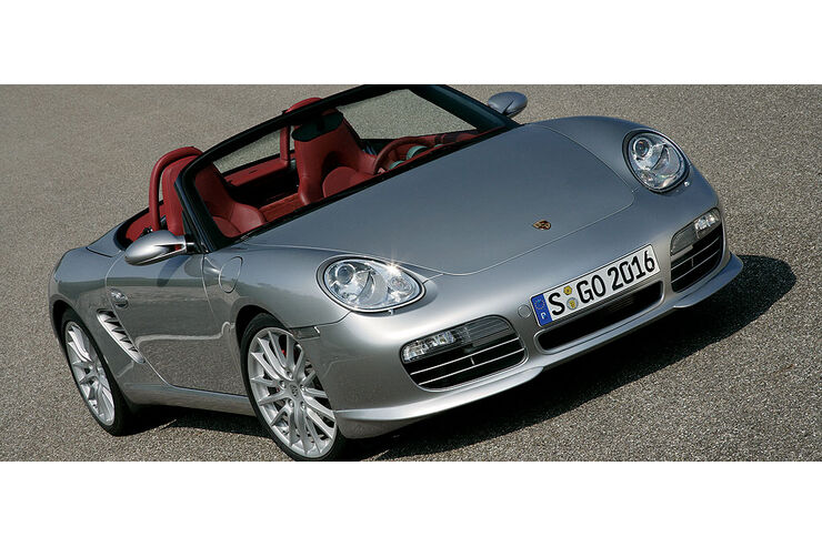 porsche boxster rs 60 mit renn spirit auto motor und sport. Black Bedroom Furniture Sets. Home Design Ideas