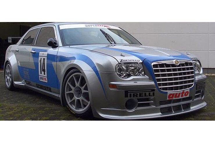 Chrysler 300c Zakspeed Baut Superstar Renner Auto Motor