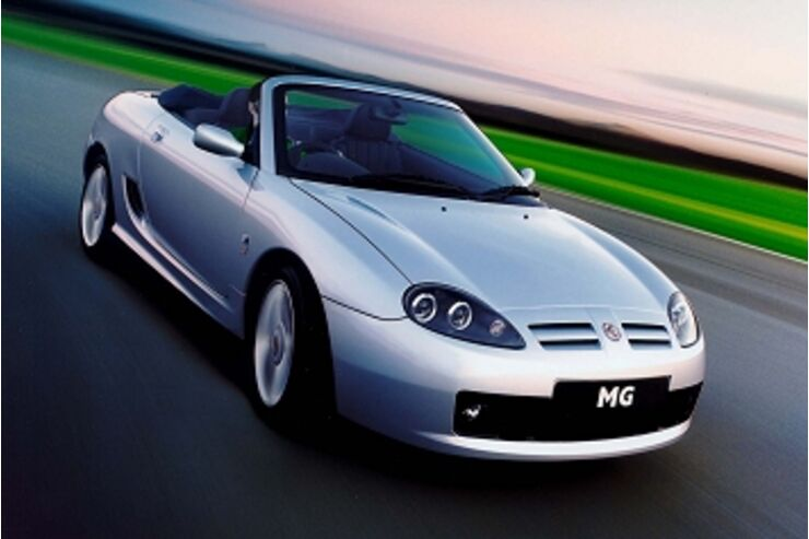 Mg Tf Auto Motor Und Sport