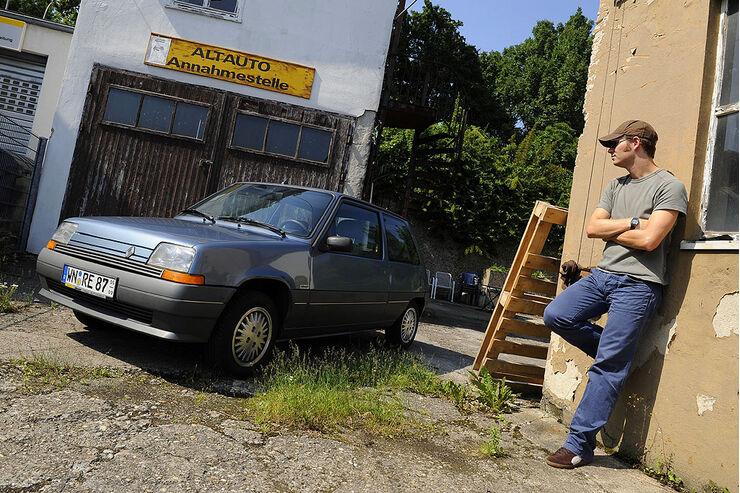 renault 5 in der kaufberatung: ungeliebter kleiner freund - auto
