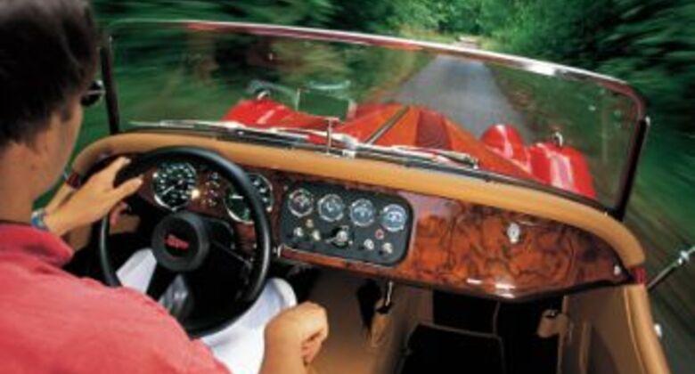 morgan plus 8 1 generation auto motor und sport. Black Bedroom Furniture Sets. Home Design Ideas