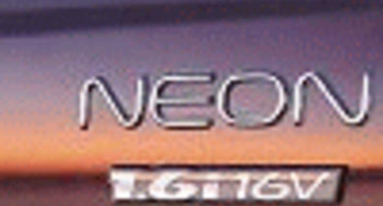 Chrysler Neon Auto Motor Und Sport